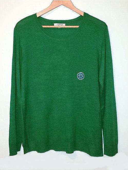 Chandail vert XL My Style