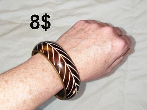 Bracelet rigide vintage
