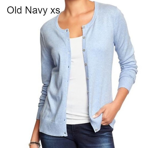cardigan Old Navy XS
