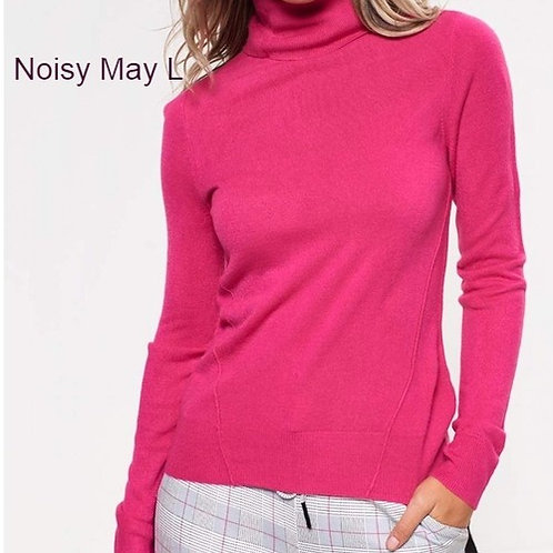chandail Noisy May large rose pop sweater