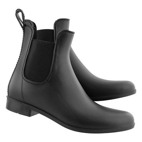 bottes d'eau noires Cougar rainboots 8 black