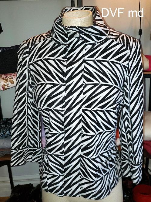 jacket veston Diane Von Furstenberg médium