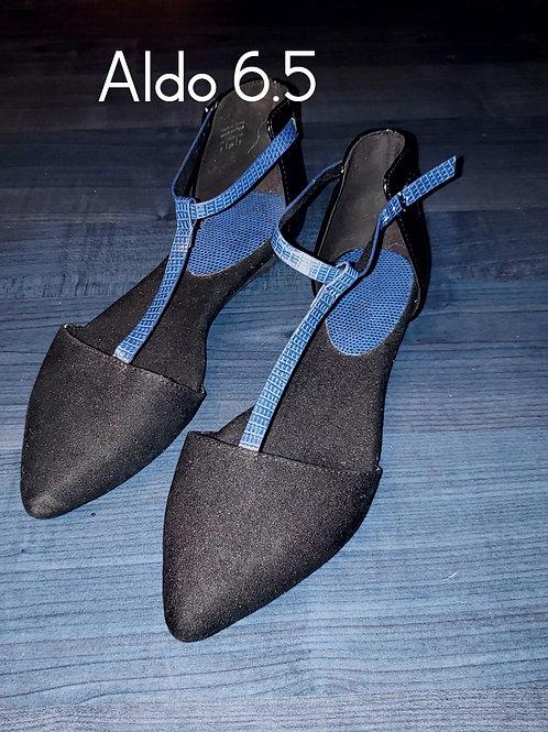 souliers plats Aldo 6.5 shoes