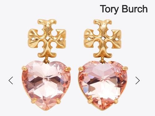 boucles d'oreilles Tory Burch designer