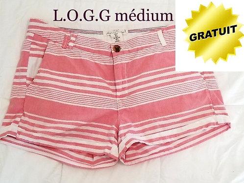 shorts médium