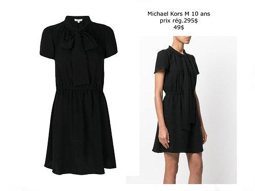 robe noire Michael Kors Médium