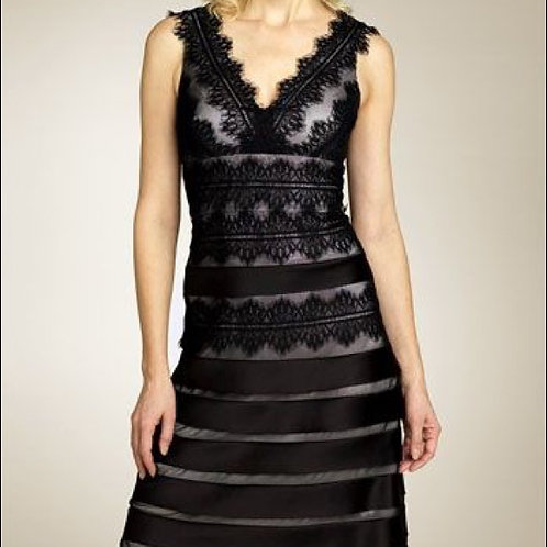robe noire  JS Collection 12 black dress
