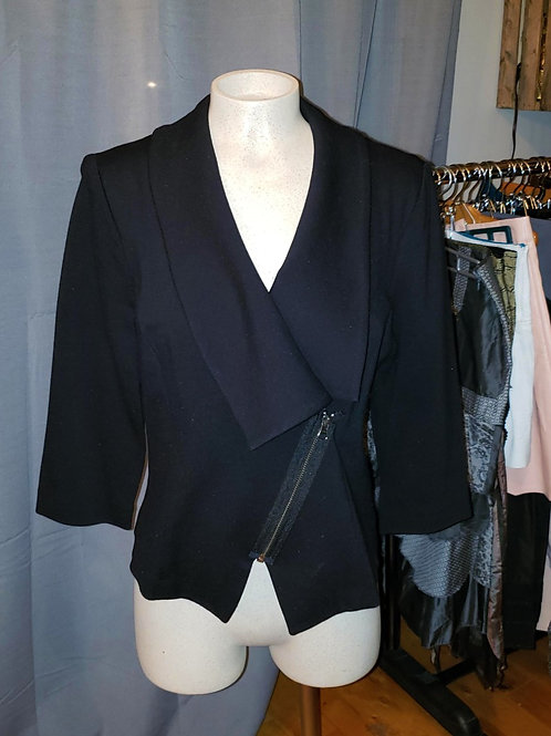 veston noir small RW&CO black blazer