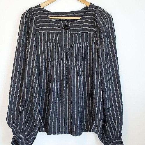 blouse grise Barbara Bui designer avec soie Médium