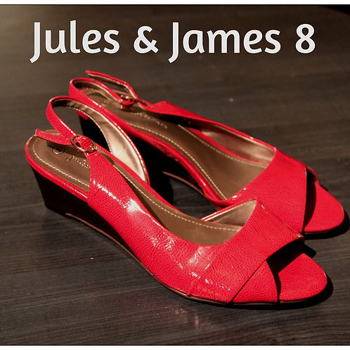 sandales Jules and James 8 ou 38