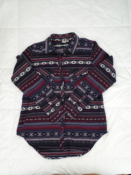 chemise motifs Twik meidum button down shirt