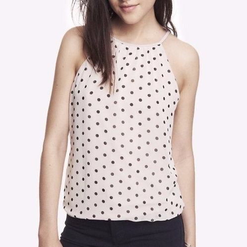 camisole à pois Express xsmall camisole top
