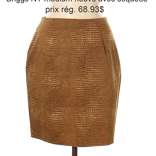 Jupe skirt Briggs NY 8 medium