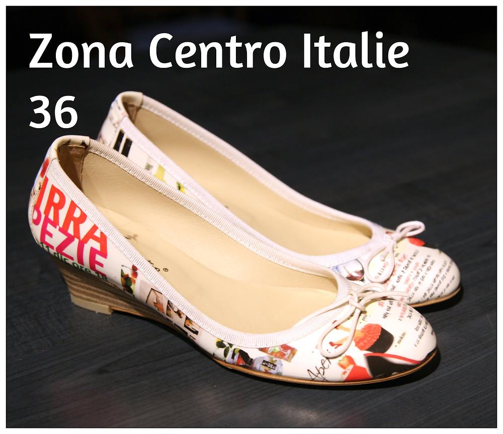souliers Zona Centro disponibles chez Les Rescapés