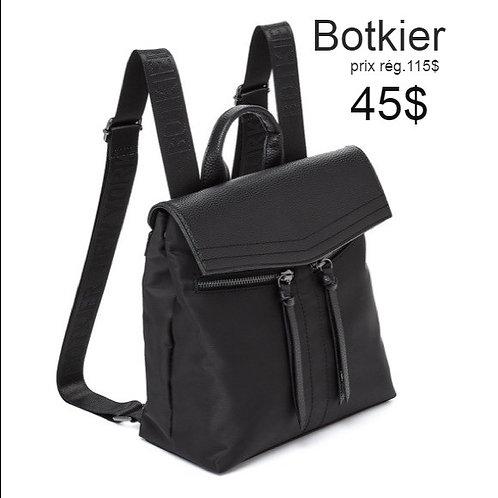 sac à dos nylon Botkier noir