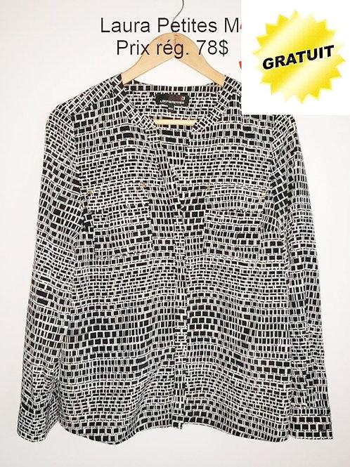 chemisier Laura Petites blouse medium petite