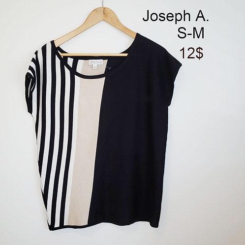 chandail  tricot Joseph A. small