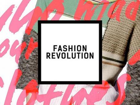 La Fashion Revolution en 4 étapes faciles