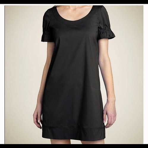 robe noire Theory dress 6 ans