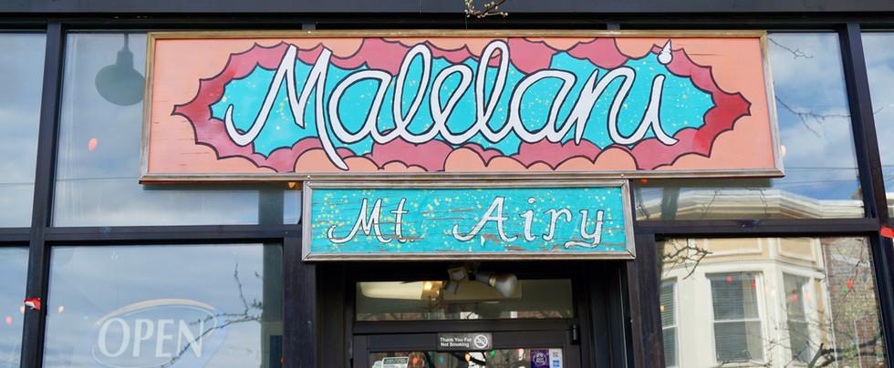 Malelani Cafe of Mount Airy