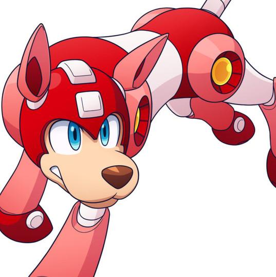 Rush - Mega Man 11