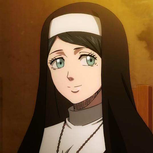 Sister Lily - Black Clover