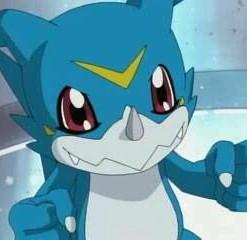 Veemon - Digimon.