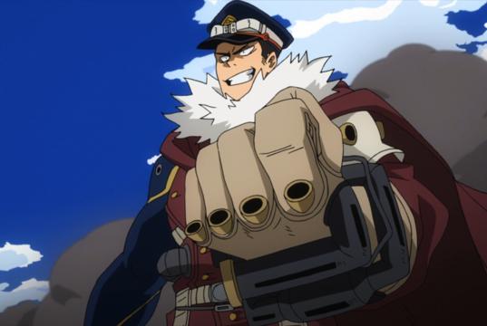 Inasa - My Hero Academia
