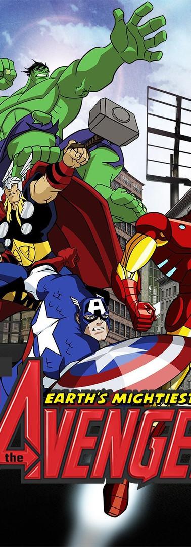 Avengers Earths Mightiest Heroes