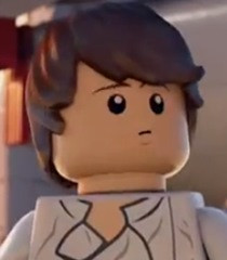 Young Han Solo - Lego Star Wars