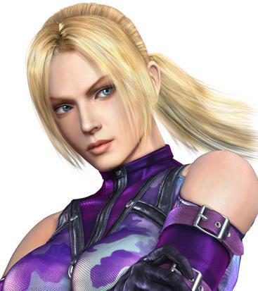 Nina Williams - Tekken