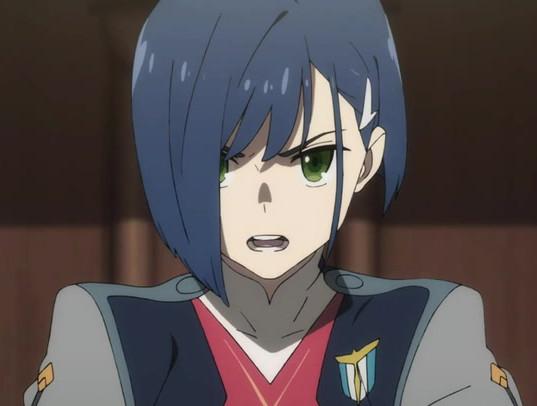 Ichigo - Darling in the Franxx