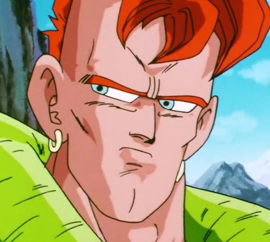 Android 16 - Dragonball Z