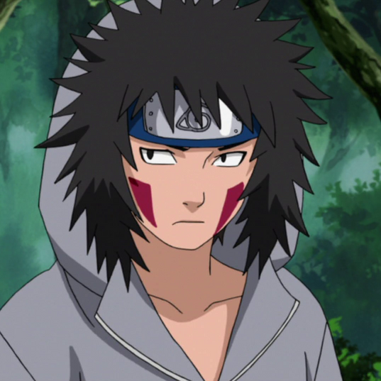 Kiba Inuzuka - Naruto