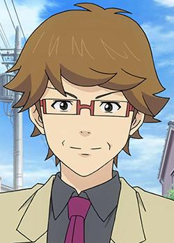 Kuniharu - The Disastrous Life of Saiki K