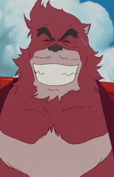 Kumatetsu - The Boy and The Beast