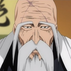 Genryūsai Shigekuni Yamamoto - Bleach