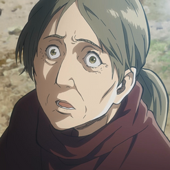 Moses's Mother - Attack on Titan