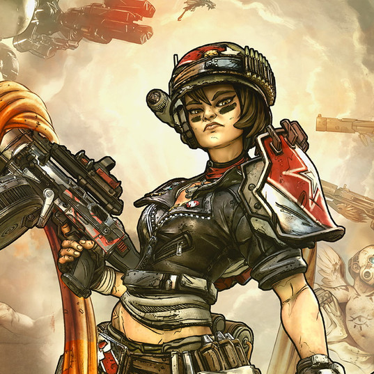 Moze - Borderlands 3