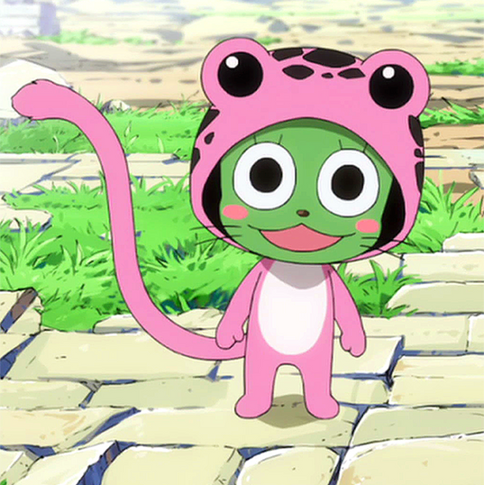 Frosch - Fairy Tail
