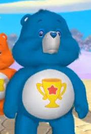 Champ Bear - Care Bears