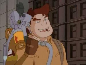 Garrett Miller - Extreme Ghostbusters