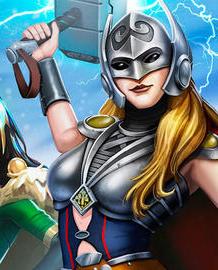 Thor - Marvel: Avengers Academy