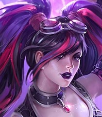 Twisted Metal the Morrigan - SMITE