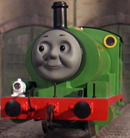 Percy - Thomas and The Magic Railroad