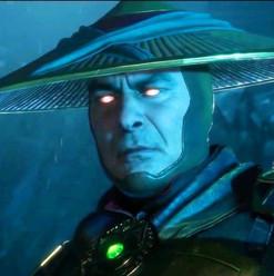 Raiden - Mortal Kombat Series