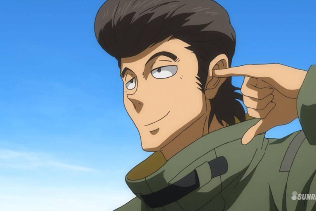 Zack - Gundam Iron Blooded Orphans
