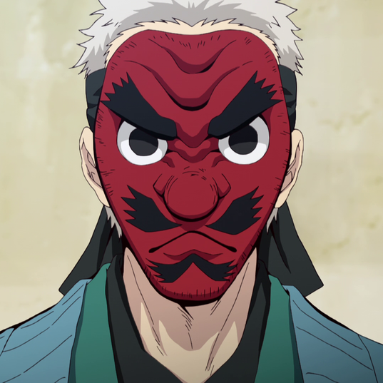 Demon Slayer - Sakonji Urokodaki