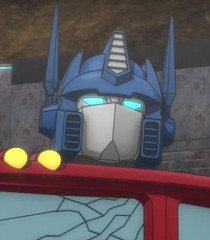 Optimus Prime - Transformers Combiner Wars