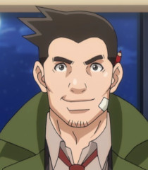 Dick Gumshoe - Ace Attorney